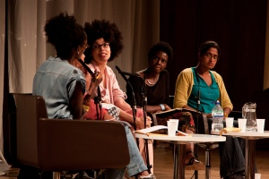 Panel discussion on Race, Feminism and Activism - by BarrowCadburyTrust on Flickr