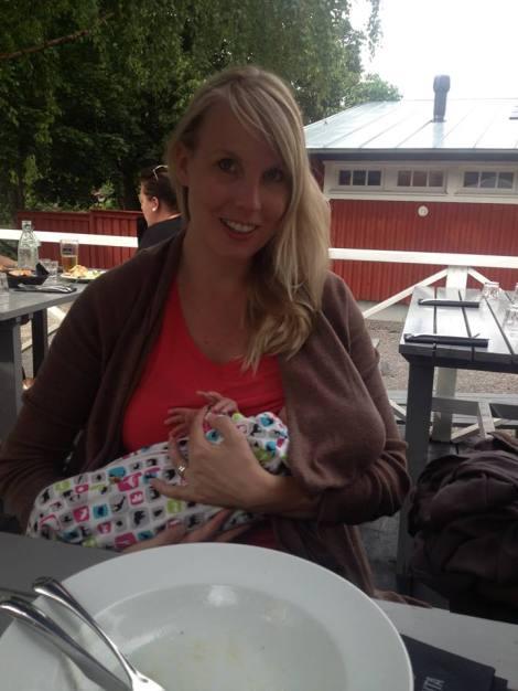 Breastfeeding in Finland