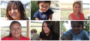 Women of Pine Ridge Reservation - Photo courtesy of AGF