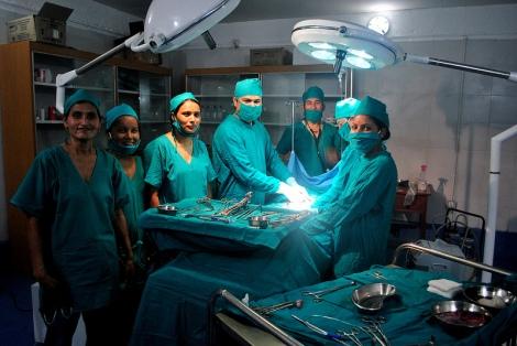 First C-Section at Nyaya Health!