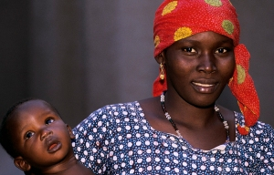 WB_Woman and child
