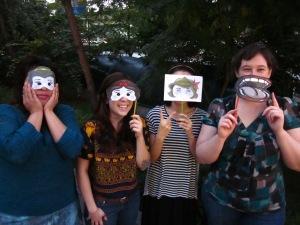 Hollaback Korea Seoul Launch Party Team 2