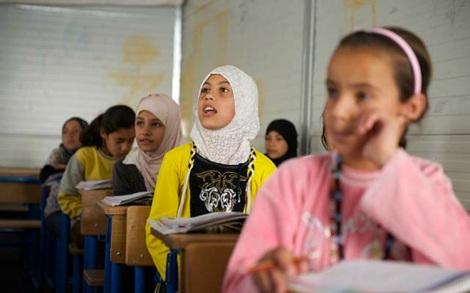 UNICEF girls education