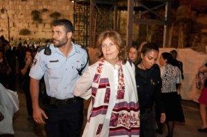 Anat_Hoffman_Arrested