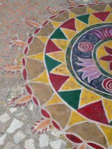 india floor