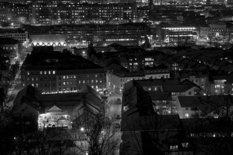 Göteborg by night. Photo Credit: Linus Ekenstam, via Creative Commons on Flickr