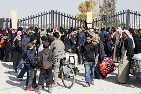 Syrian Refugees in Jordan. Photo: World Bank