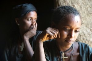 """Worldwide, there are nearly 70 million child brides. This harmful practice perpetuates the cycle of poverty in communities, brings a girl's childhood to a swift end and has significant implications for both her health and that of her children."""" Photo credit: David Snyder/ICRW"""
