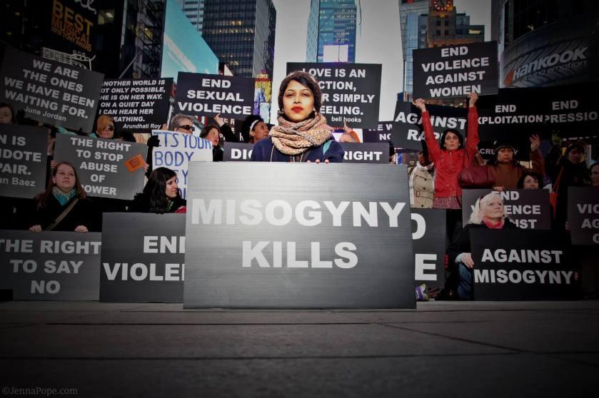 misogyny kills