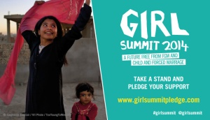 Image by DFID / Girl Summit