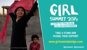 Image by DFID / Girl Summit