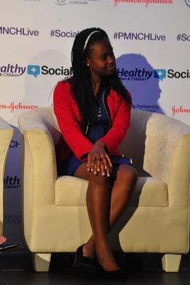+Social Good event at PMNCH Partners Forum 2014 - Girls' Globe Flickr