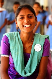 Padma; Photo Credit: Educate Girls
