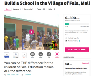 Mali school