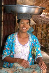 Daw Khin Photo Credit: Educational Empowerment