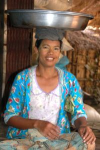 Daw Khin Photo Credit: Educational Empowerment
