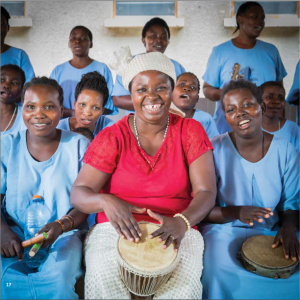 Mama Millinga:  A beacon of hope and support for Tanzania's most vulnerable women Photo credit: Sala Lewis