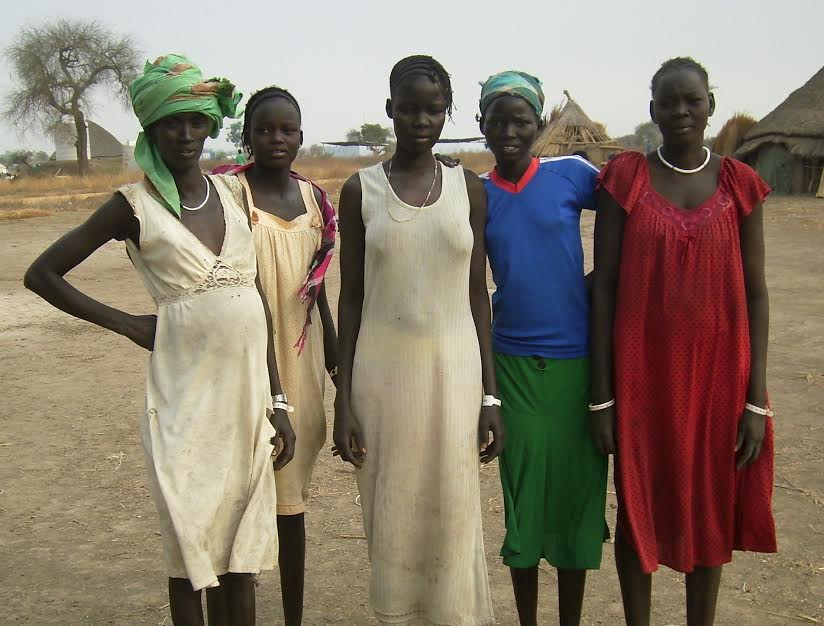 Refugee camps must be safe places for South Sudanese girls and young women Photo Credit: Ashley Lackovich-Van Gorp