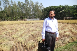 Dr. Iftikher Mahmood, Founder of HOPE Foundation for Women & Children of Bangladesh  Photo Credit: Dr. Tareq Salahuddin