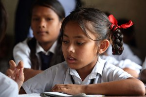 Child marriage disproportionately impacts girls. Photo Credit: Creative Commons