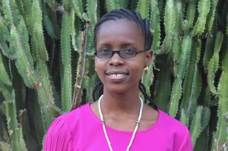 Dr. Gloria Manyangu. Photo courtesy of CCBRT.